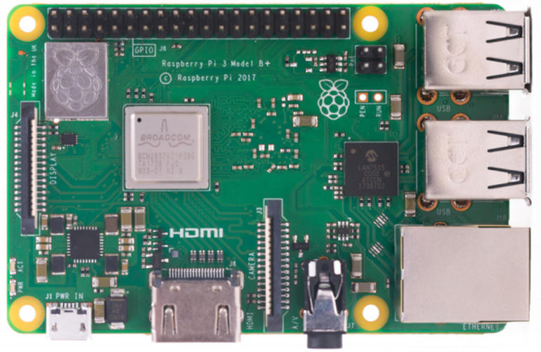 raspberry pi 3 model b arrives faster cpu wi fi. Black Bedroom Furniture Sets. Home Design Ideas