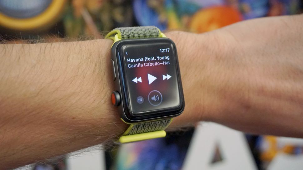 how to download spotify on apple watch